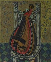 luth by paul aïzpiri