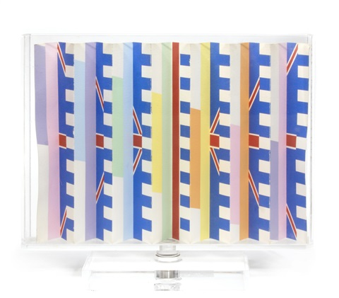 celebration double sided by yaacov agam