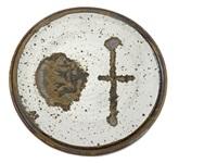 plate by robert arneson