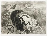 gropper: twelve etchings (portfolio of 10) by william gropper