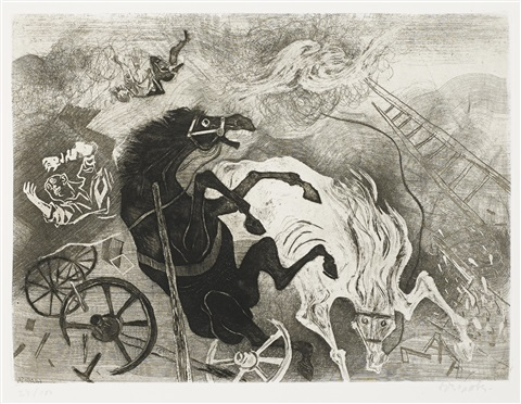 gropper twelve etchings portfolio of 10 by william gropper