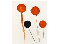 bulles d'air by alexander calder