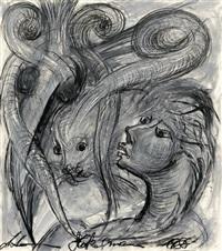 wangerooge impression by antonius höckelmann
