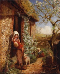 spring by william ascroft