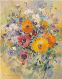 blumen by margrit lanoe-jungi