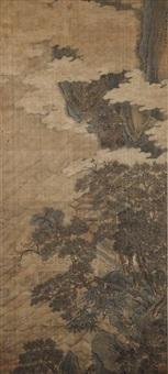 landscape by leng mei