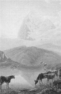 le grand eiger vu de la wengernalp by maximillian de meuron
