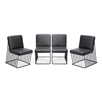 dining chairs (set of 4) by phase design