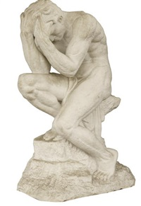 the thinker by camille claudel