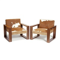 armchairs (pair) by phase design