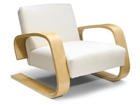 tank lounge chair by alvar aalto