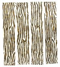 zebra print screen by arthur court