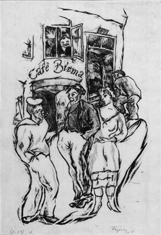 café birma (dänisches bordell) by joachim ragoczy