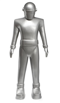 life-size figure of gort by barton productions