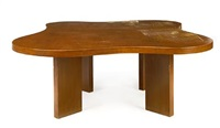 biomorphic table by edward h. fickett