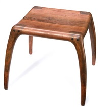 stool by richard pohlers