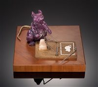 mouse in a trap by luis alberto quispe
