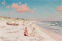 motif from falsterbo by johan fredrik krouthen