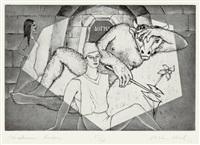 minotaurus ludens by christian schad