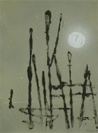 im nebel by otto hofmann