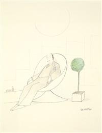 der lebensbaum by jean-jacques sempé