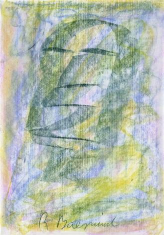 bildniskomposition by rudolf rudi baerwind