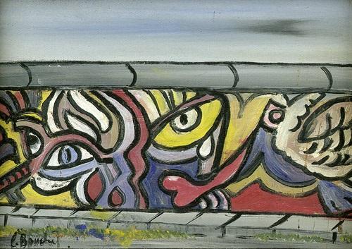 projet pour 10 metres du mur by christophe emmanuel bouchet