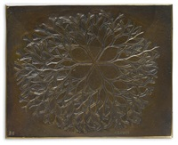 plaque by ruth asawa