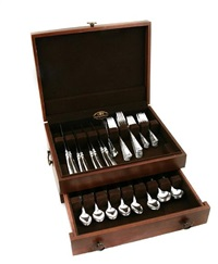 louis xiv flatware service for twelve (set of 96) by towle silver