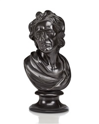 a bust of john wesley by wedgwood