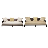 daybeds (pair) by christian liagre