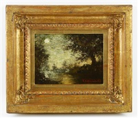 untitled by ralph albert blakelock