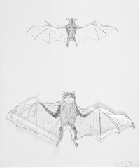 animals (suite of 6) by kiki smith