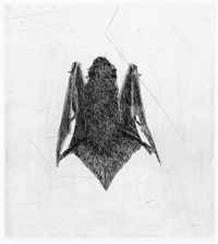 fledermaus by kiki smith