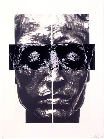 solid vision by robert longo