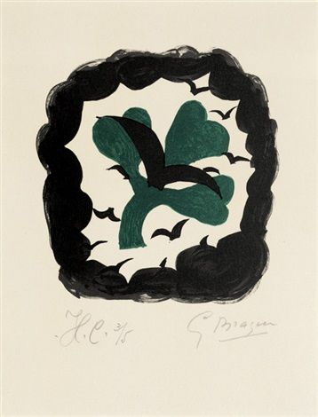 lettera amorosa by georges braque