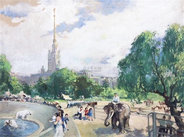 动物园 by ai zhongxin