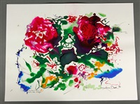 abstract floral by lamar (william) dodd