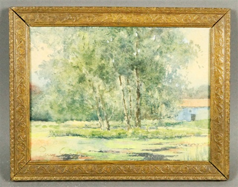 landscape by percy gray