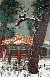 故宫-亭 by jia shaochang