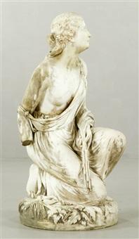 statue of demeter by randolph john rogers
