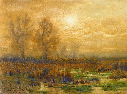 twilight by charles partridge adams