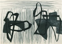 composition 7 by jonathan lasker