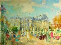 luxembourg by daniel du janerand