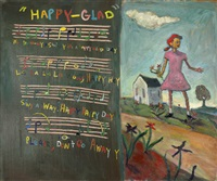 happy - glad by chuck connelly