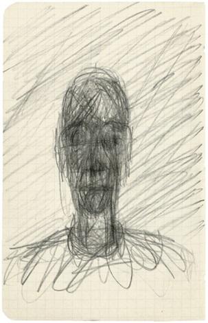 carnet de dessin de stampa by alberto giacometti