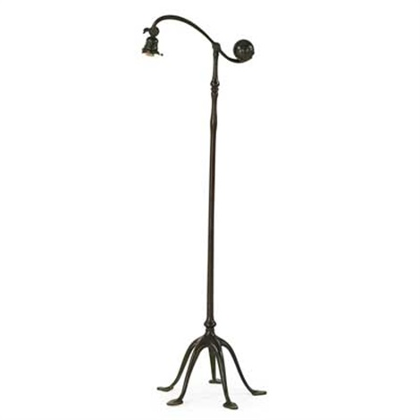 Counterbalance floor lamp base by tiffany studios on artnet counterbalance floor lamp base by tiffany studios aloadofball Image collections