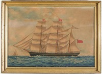 the english barque