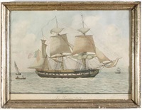 the french barque