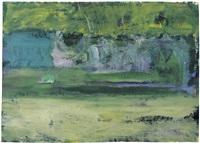 o.t. (abstrakte komposition) by isabella gabriel niang